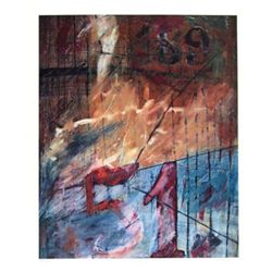 Aritz, Tzvi - Original Lithograph hand signed and numbered