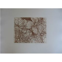 Azoulay, Guillaume - Original Hand Signed and Numbered Etching