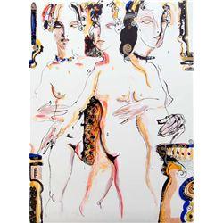 Barbera, Juan Sebastian - Original Lithograph hand signed and numbered