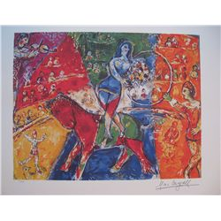 Chagall, Marc - limited edition print