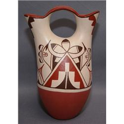 JEMEZ POTTERY WEDDING VASE