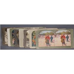 ANTIQUE STEREOGRAPH VIEWS