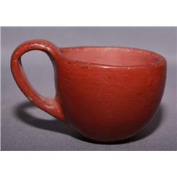 MARICOPA  POTTERY CUP
