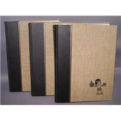 THREE VOLUME SET OF CASAS GRANDES BOOKS