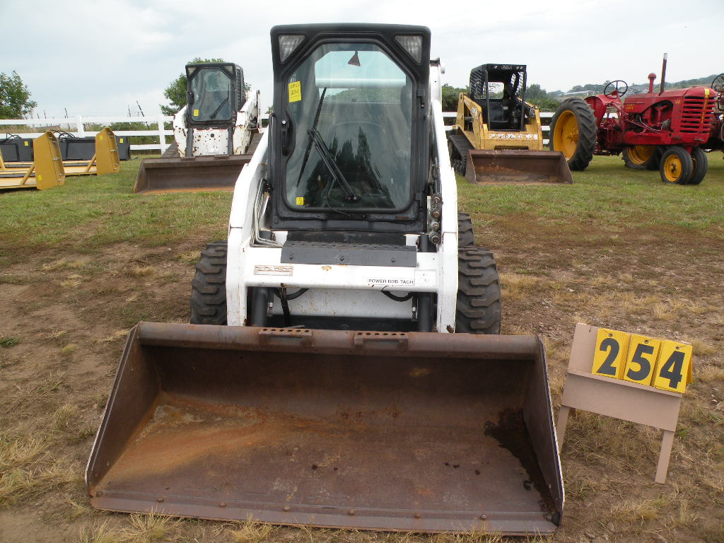 Bobcat S185 turbo high flow SN 525012548