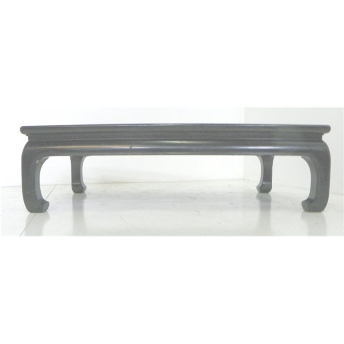 Stupendous Mid 20Th C Chinese Black Lacquer Coffee Table Pdpeps Interior Chair Design Pdpepsorg