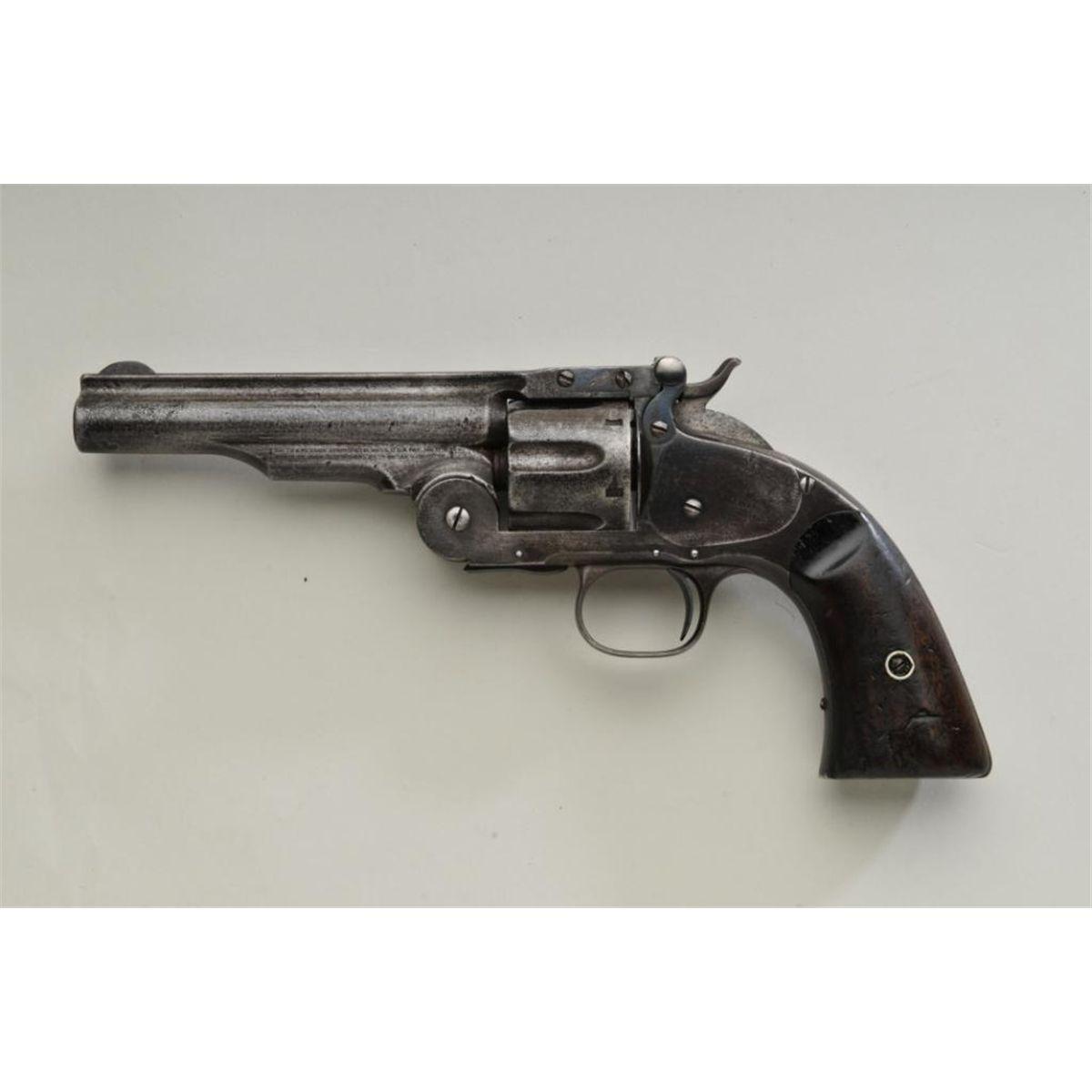 Smith & Wesson Schofield Model .45 Caliber Revolver, US