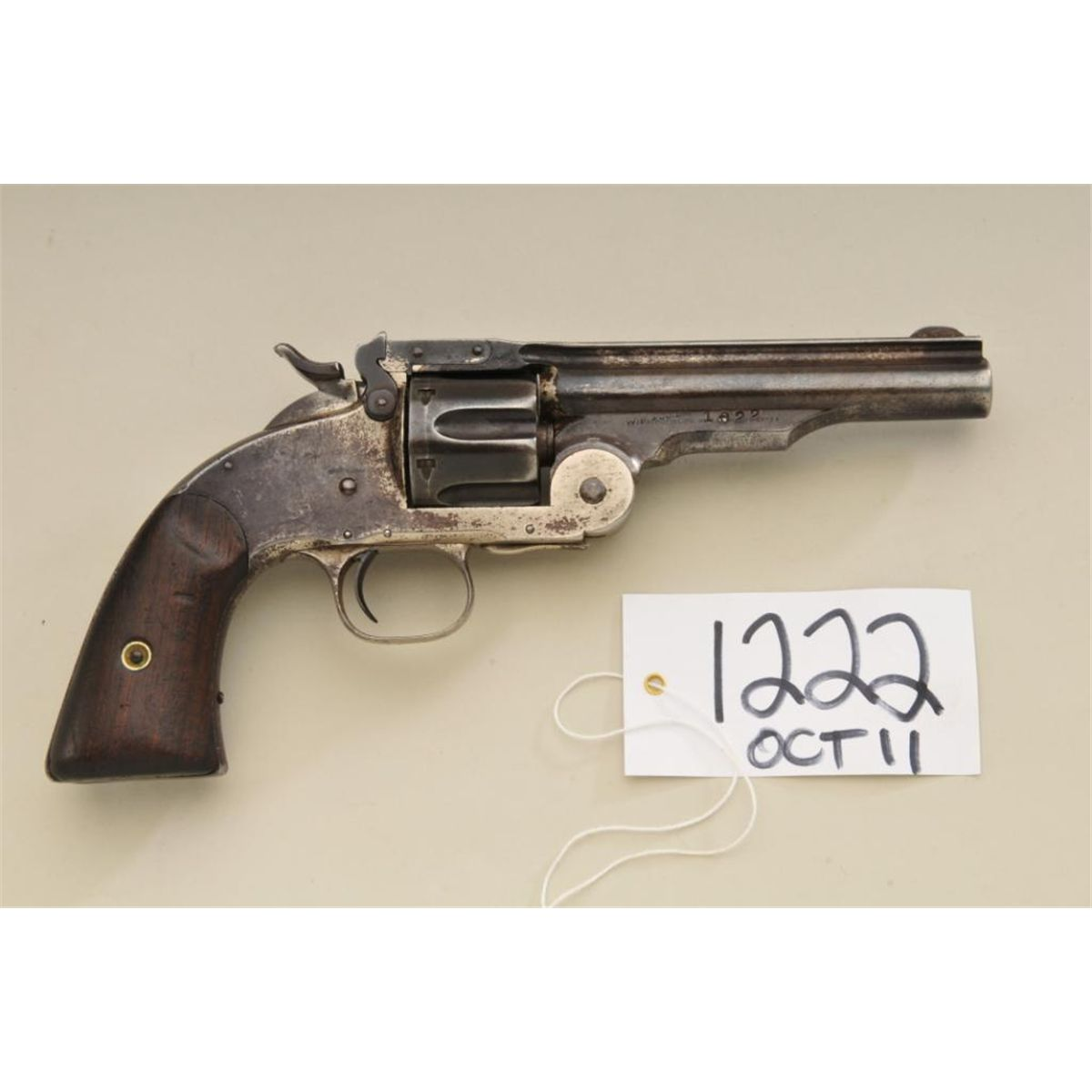 Smith & Wesson Schofield First Model Single Action