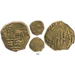 Bogota, Colombia, cob 2 escudos, (1)711, rare.