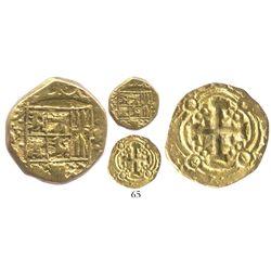 Bogota, Colombia, cob 2 escudos, (172)8S.