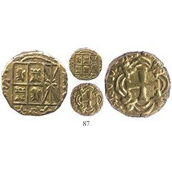 Bogota, Colombia, cob 2 escudos, Ferdinand VI, assayer S.