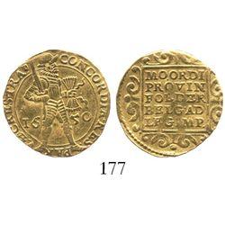Utrecht, Netherlands, ducat, 1650.
