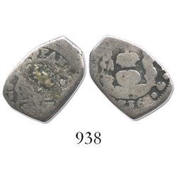 Guatemala, cob 1 real, 1736J.