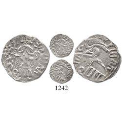 Romania (Wallachia), silver ducat, Mircea the Elder (1386-1418) (Dracula's grandfather).