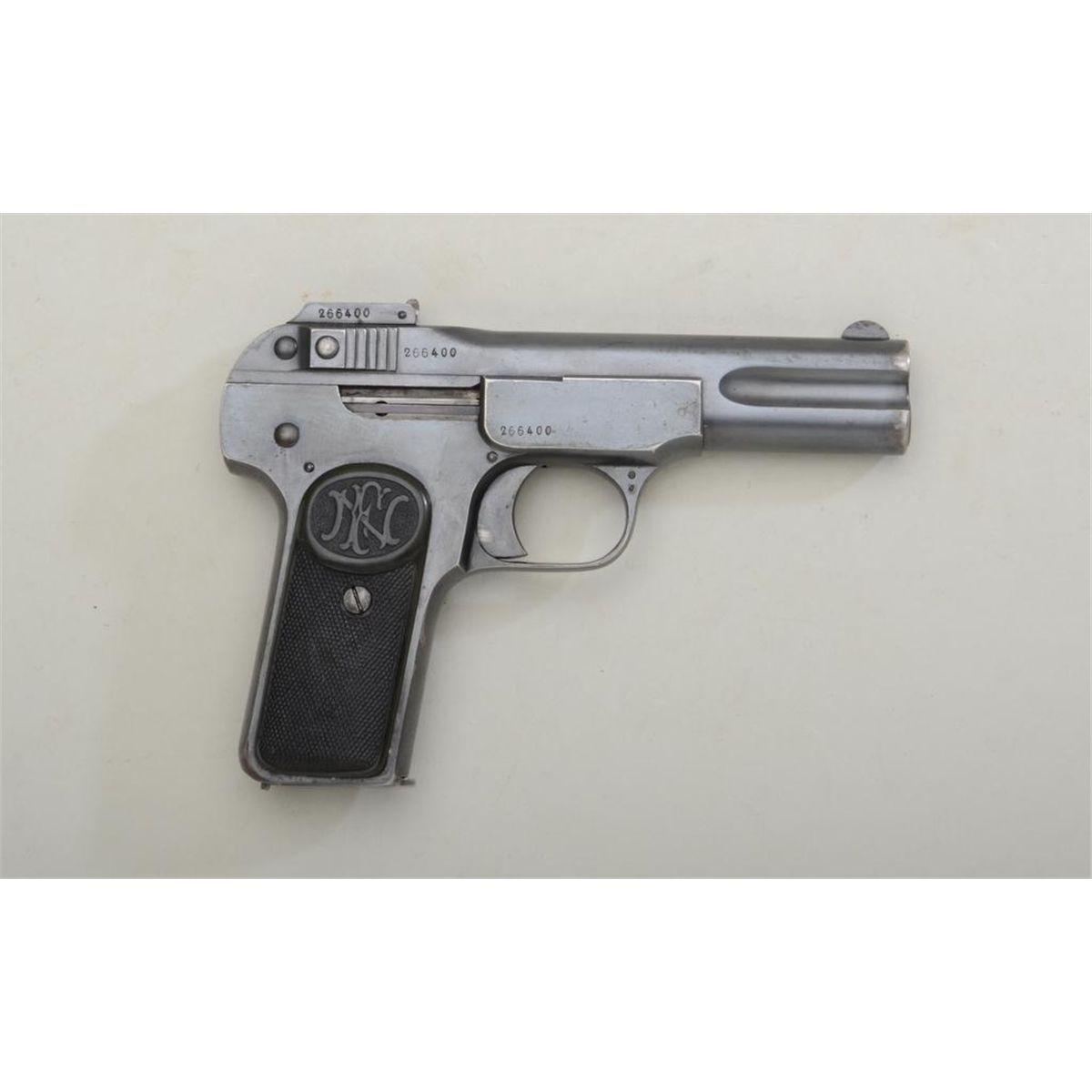 Model 1900 FN .32 caliber pistol for sale.