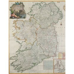 1794: John Rocque map of the Kingdom of Ireland