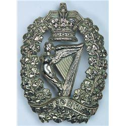 pre 1881: Roscommon Militia other ranks glengarry badge