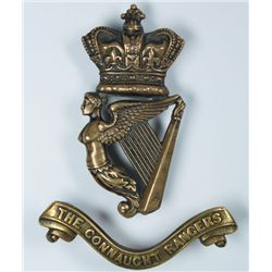 1881-1901: Connaught Rangers band pouch badge