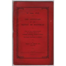 Collection of British military books and periodicals including United Service Magazine