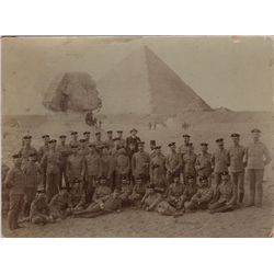 1902-08: Royal Inniskilling Fusiliers in Egypt photographs