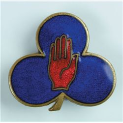 1912-62: Ulster Unionist enamel badge collection