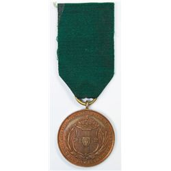 1921 (22 June) Northern Parliament opening commemorative medal