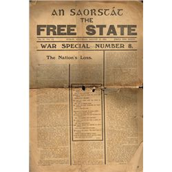 1922: An Saorstát, The Free State Michael Collins and Arthur Griffith memorial editions