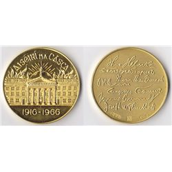 1966 Golden Jubilee of 1916 Rising Medal by O'Connor