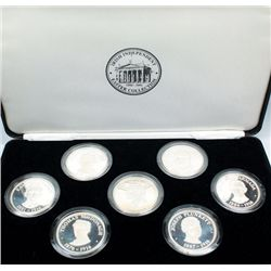 1991: Easter Rising commemorative silver medallion collection