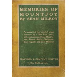 1919-46: Irish Republican books collection including Tragedies of Kerry and Memories of Mountjoy