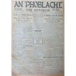 1931-32: An Poblacht newspaper collection Volume 7