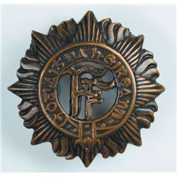 1920-40: Irish Army cap badges collection