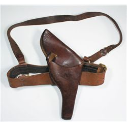 1920-45: Irish Army Sam Browne belts and holsters