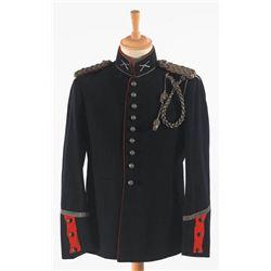 1930s: Irish Army officers' full dress tunic