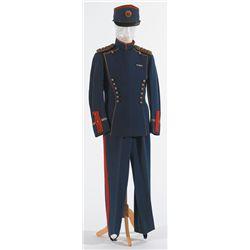 1936: Irish Air Corps Captain's full dress uniform