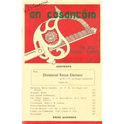 1948-84: An Cosantoir the Irish Defence Forces Journal collection