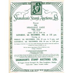 1956-59: Shanahan's Stamp Auctions Scandal