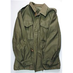 1950s: United States Army M-1951 field jacket