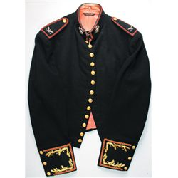 20th Century: United States Marine Corps officers' evening dress uniform