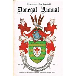 1977-96: Donegal Historical Society, Donegal Annual collection