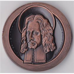 1975 Canonisation of St. Oliver Plunkett commemorative medal by Imogen Stuart