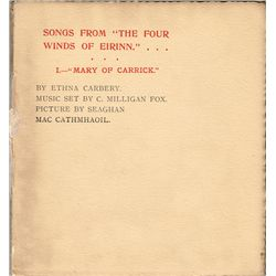 Ethna Carberry, Songs from the Four Winds of Eirinn