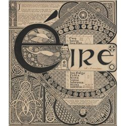 1922: The 'Eire page' print by Art O' Murnaghan