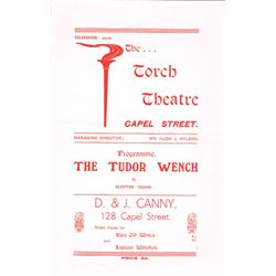 1930-50: Irish theatre programmes collection