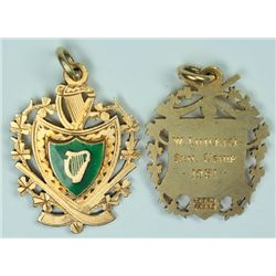1922-36: Limerick championship hurling medals won by Croom G.A.A. club