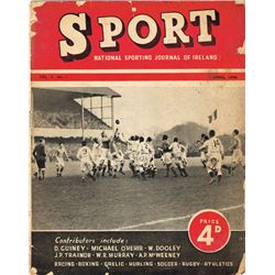 Sport - National Sporting Journal of Ireland Volume 1