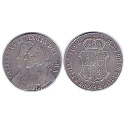 Scotland. William & Mary sixty shillings, 1692
