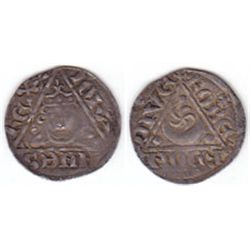 John as King (1171-1216) silver penny