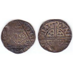 Henry III (1216-1272) silver penny, Dublin
