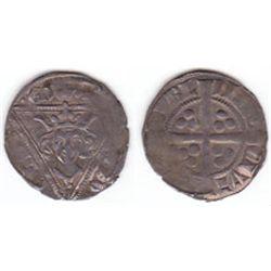 Edward I (1272-1307) Dublin penny.
